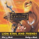 Walt Disney Classics Lion King & Friends(Special Edition +songs from Aladdin,The Aristocats,Hercules