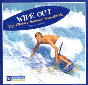 WIPEOUT The Ultimate Summer Soundtrack:Beach Boys;Blondie;Ventures;Jan&Dean;Eddie Cochran;Stray Cats