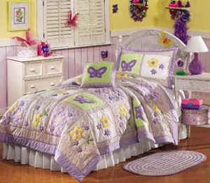 Morgan Cotton Quilts with FREE* Shams Full