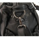 Fashion Women ladies Faux PU Leather Reese Studded Satchel Bag BQ169