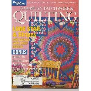 American Patchwork & Quilting Magazine August 2003