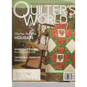 Quilter's World Magazine, December 2003 (Volume 25, Number 6