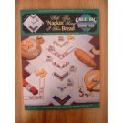 "With This ""Napkin"" Ring I Thee Bread (Great Big Graphs Cross Stitch Pattern"