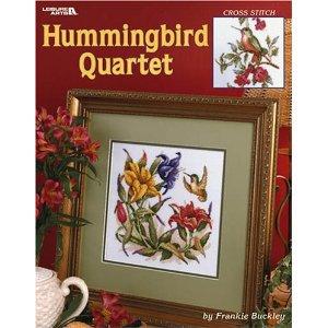Hummingbird Quartet (Leisure Arts #3459) [Paperback]