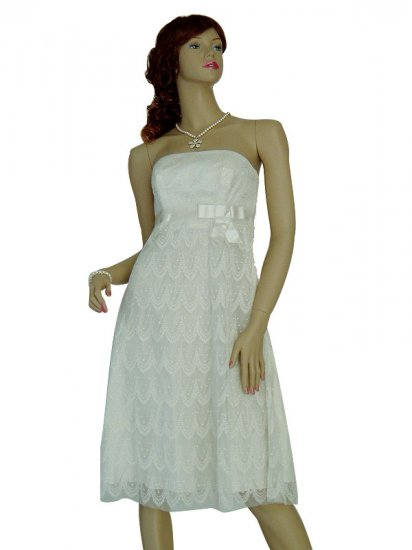 2007 Monsoon Summer wedding & Prom Gown £220