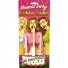 Musical Dicky Birthday Candles