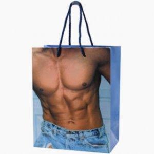 Ripped Shorts Gift Bag