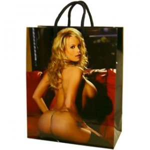 Woman in Thong Gift Bag
