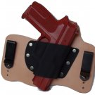 FoxX Leather & Kydex IWB Holster Sig Sauer P2022 Hybrid Holster RH Natural/Tan