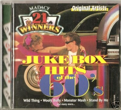 Original Artists - Jukebox Hits of the 60's (CD 1997; Collection) Near Mint Used - Out of Print
