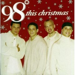 98 Degrees - This Christmas (CD 1999; Pop, Holiday) Mint Used