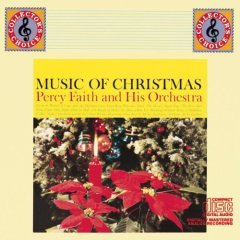 Percy Faith and His Orchestra - Music of Christmas (CD 1990; Holiday) Near Mint Used