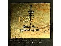 David: Ordinary Man Extraordinary God [CD 2003] - MINT OOP