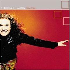 St. James, Rebecca - Transform (CD 2000) MINT Christian Used CD