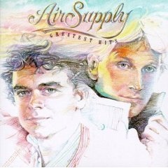 Air Supply - Greatest Hits (CD, 1984) MINT Used OOP
