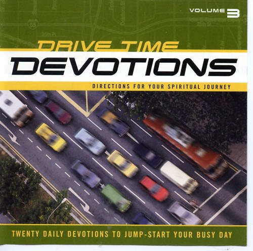 Drive Time Devotions Volume 3 (CD 2001) MINT Christian Inspiration CD OOP
