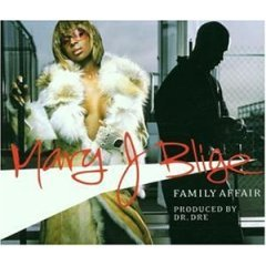 Mary J. Blige - Family Affair [Maxi cd Single] 5 trk (CD 2001) Used MINT OOP