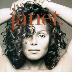 Jackson, Janet - Janet (CD 1993) Used MINT CD