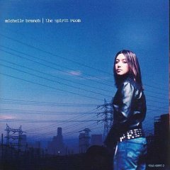 Michelle Branch - The Spirit Room [ECD] - (CD 2001) MINT Used CD