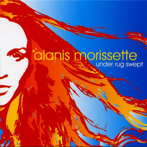 Alanis Morissette - Under Rug Swept [ECD] 2002 Used Near Mint CD