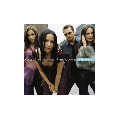 The Corrs - In Blue [HyperCD] (CD 2000) Used Near Mint CD