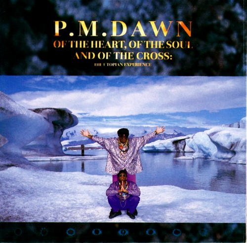 PM Dawn - Of The Heart, Of The Soul Of The Cross (CD 1991) Used Near Mint CD