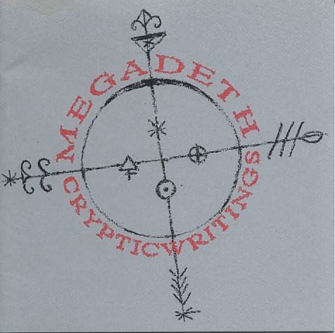 Megadeth - Cryptic Writings (CD, 1997) Near Mint Used CD