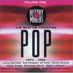 Various Artists - History Makers: The Best of Christian Pop Vol 1 1970-1985 (CD, 2003) MINT Used CD
