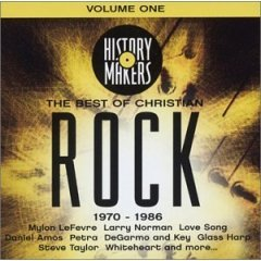 Various Artists - History Makers: The Best of Christian Rock Vol 1 1970-1986 (CD, 2003) MINT Used CD