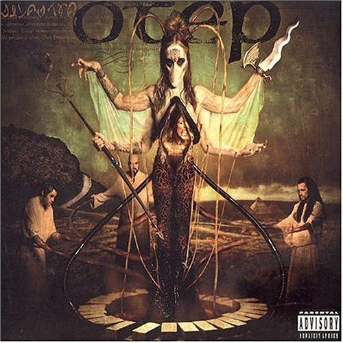 Otep - Sevas Tra (CD, 2002) Death Metal - Explicit Lyrics - MINT Used CD