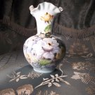 Porcelain antique vintage hand-painted signed T. Nagasaki vase