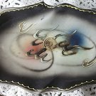 Antique vintage Dragon-ware ashtray, smoking memorabilia