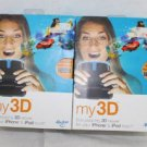 REDUCED  NEW My 3D iPhone and iPod touch 3D Gaming and Video Viewer for 3D Apps