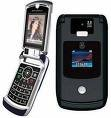 Brand New Motorola V3x -Black ( Unlocked ) world Phone--BRAND NEW IN THE BOX