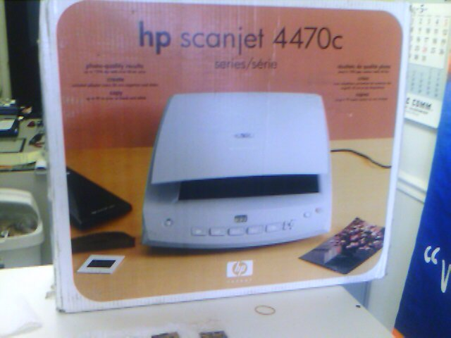 Brand New Scanner HP Scanjet 4470c