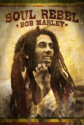 BOB MARLEY / SOUL REBEL 24 X 36 PHOTO POSTER
