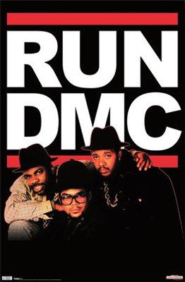 RUN DMC / RUN DMC 24 X 36 PHOTO POSTER