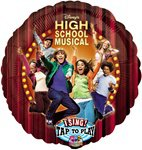HIGH SCHOOL MUSICAL ( SINGING BALLOON  ) FOIL BALLOON