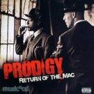 PRODIGY / RETURN OF THE MAC  MUSIC CD