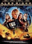 NEW ALEX RIDER / DVD MOVIE