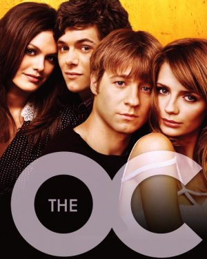 THE OC - TV CAST 8 X 10 - GLOSSY PHOTO PRINT