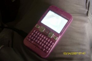 SANYO BOOST MOBILE SCP2700 TEXT KEYBOARD CELL PHONE