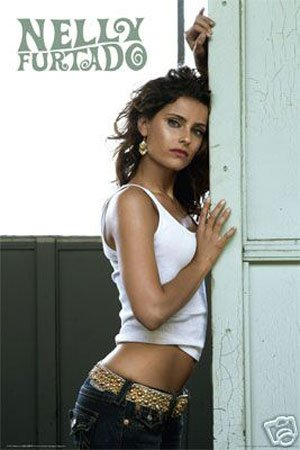 NEW NELLY FURTADO - PIN UP  24 X 36 MUSIC POSTER