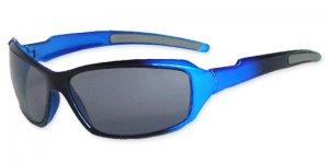 NEW SOS X WRAPS - BLAZE 2 - SUNGLASSES - BLUE