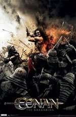 New Conan the Barbarian - 22 X 34 SuperHeros Poster