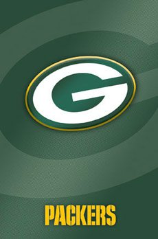 New Green Bay Packers - 22 X 34 Nfl Sports Poster