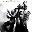 New Batman Arkham Aslum - batman & Catwoman  22 1/2'' X 34'' Movie Poster