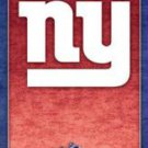 New  New York Giants logo- 22 1/4'' X 34'' Nfl Poster