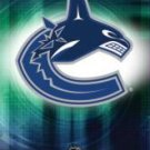 New Vancouver Canucks logo- 22 1/2'' X 34'' Nhl Poster
