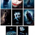 New Batman -The Dark Knight 22 x 34  8 Poster Set
